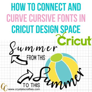 curving fonts in design space