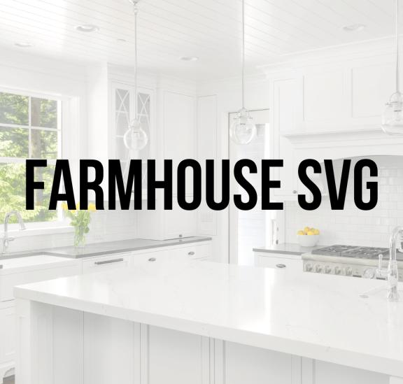 Farmhouse SVG