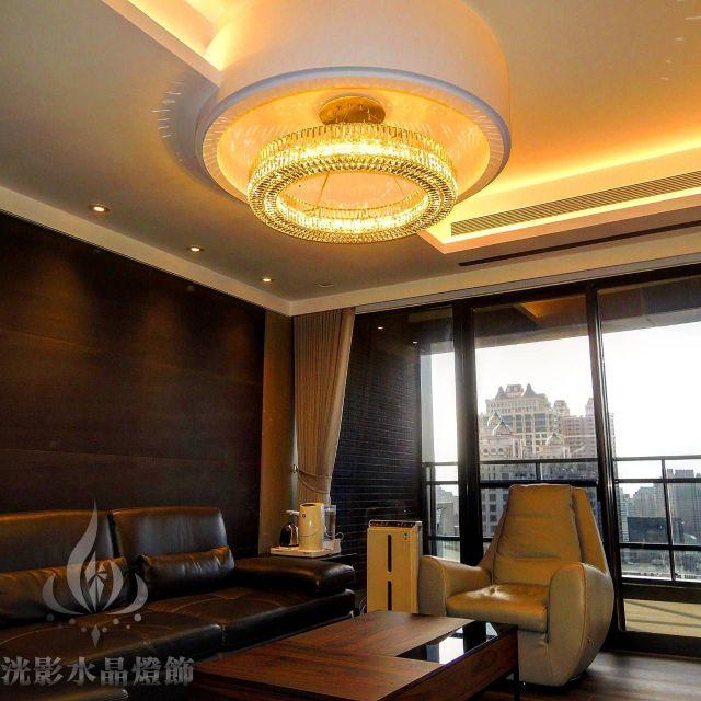 客廳水晶燈