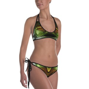 Centered Tri Reversible Bikini