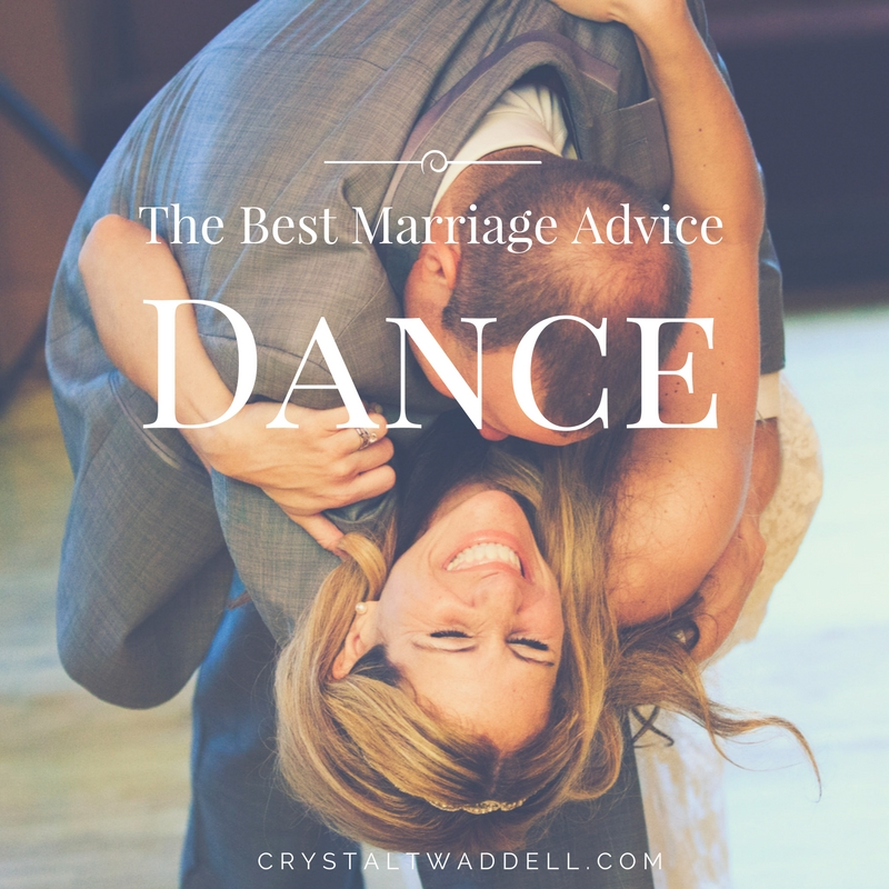 The Best Marriage Advice – Dance