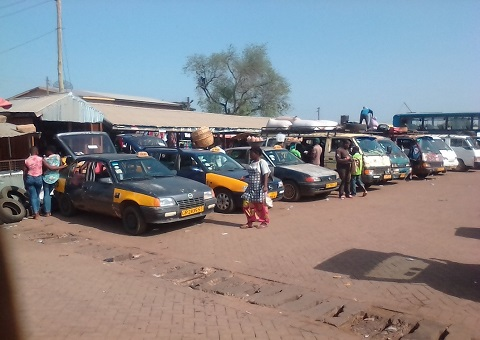 Mahama Camboo' collapsing taxi business   Crystal Updates