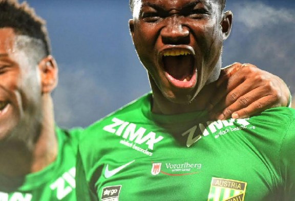 Brighton revive interest in Ghana striker Raphael Dwamena