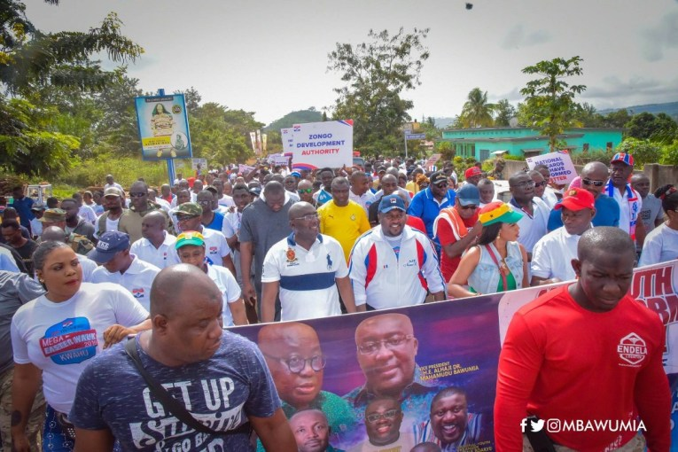 Bawumia Blasts Mahama Over Free SHS