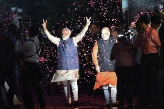 Narendra Modi Thanks Indian Voters For 'Historic Mandate'