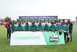 Betway talent search 2019: Desire FC wins Northern zone