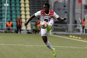 In-demand Osman Bukari bags 11th league goal as Trencin stroll past FK Senica