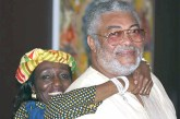 Rawlings to grace NDP's acclamation of Konadu as 2020 flagbearer Friday