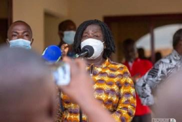 Be peaceful and resist intimidation - Prof  Naana Jane Opoku-Agyemang
