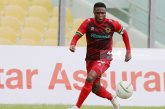 2020/21 GPL: Asante Kotoko's Emmanuel Gyamfi wins MoTM in win against Legon Cities