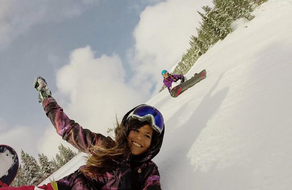 Snowboarding - Crystal Veness