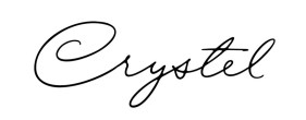 Crystel Montenegro Signature Stamp