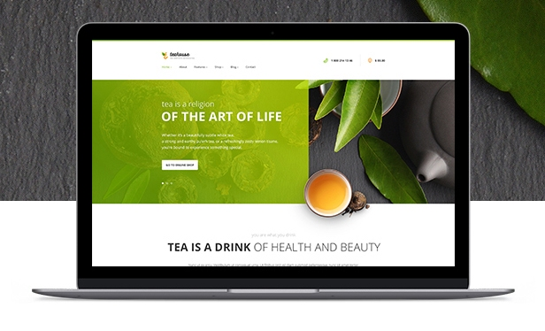 How to sell tea online