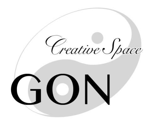 GON美容室 ロゴ