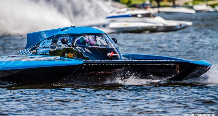 Greenwood Lake Power Boat Races