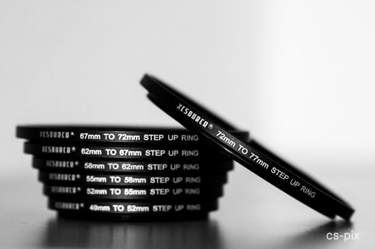 Step-Up-Ringe