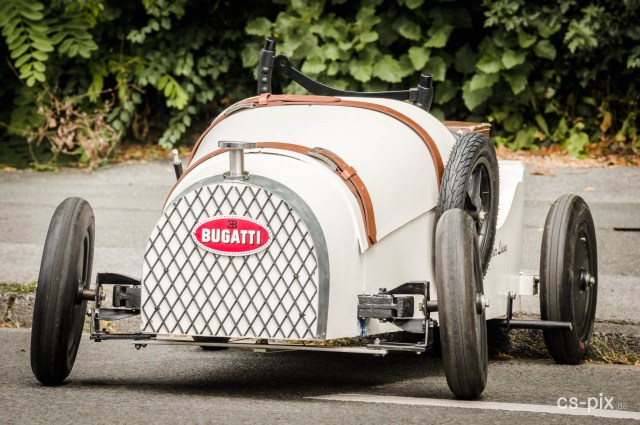 Bugatti Retro Soap Box