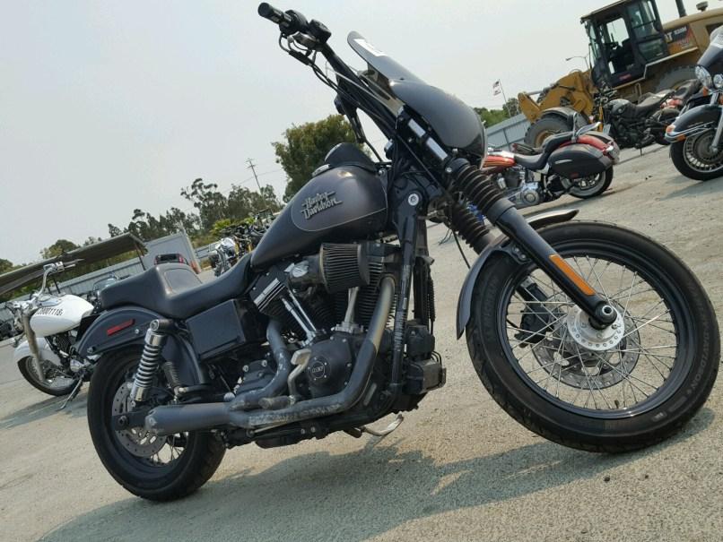 Rancho Cordova Motorcycle Salvage