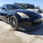 2007 Nissan 350z Coupe For Sale At Copart Punta Gorda Fl Lot 31142731 Salvagereseller Com