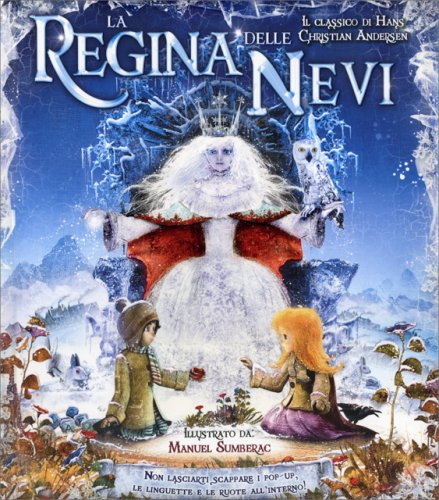 Risultati immagini per la regina delle nevi andersen