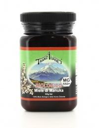 Miele di Manuka - Mg 550 500 Grammi