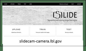slideCAM interface