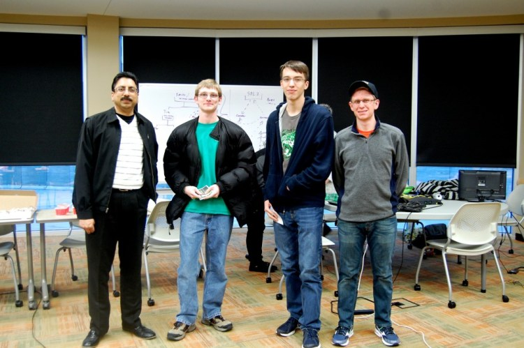 CS Service Oriented (Michael Aldridge, Ian Brown, Reid Levenrick)