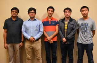 Research Excellence Scholar group Students oct 1