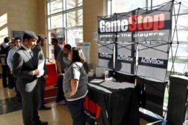 Intern Fair Spring 2016 Gamestop