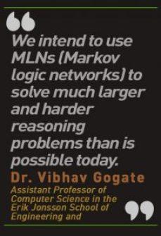 Vibhav Gogate Quote