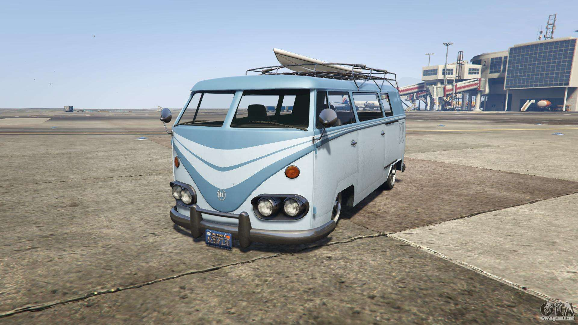 GTA 5 BF Surfer Screenshots Description And