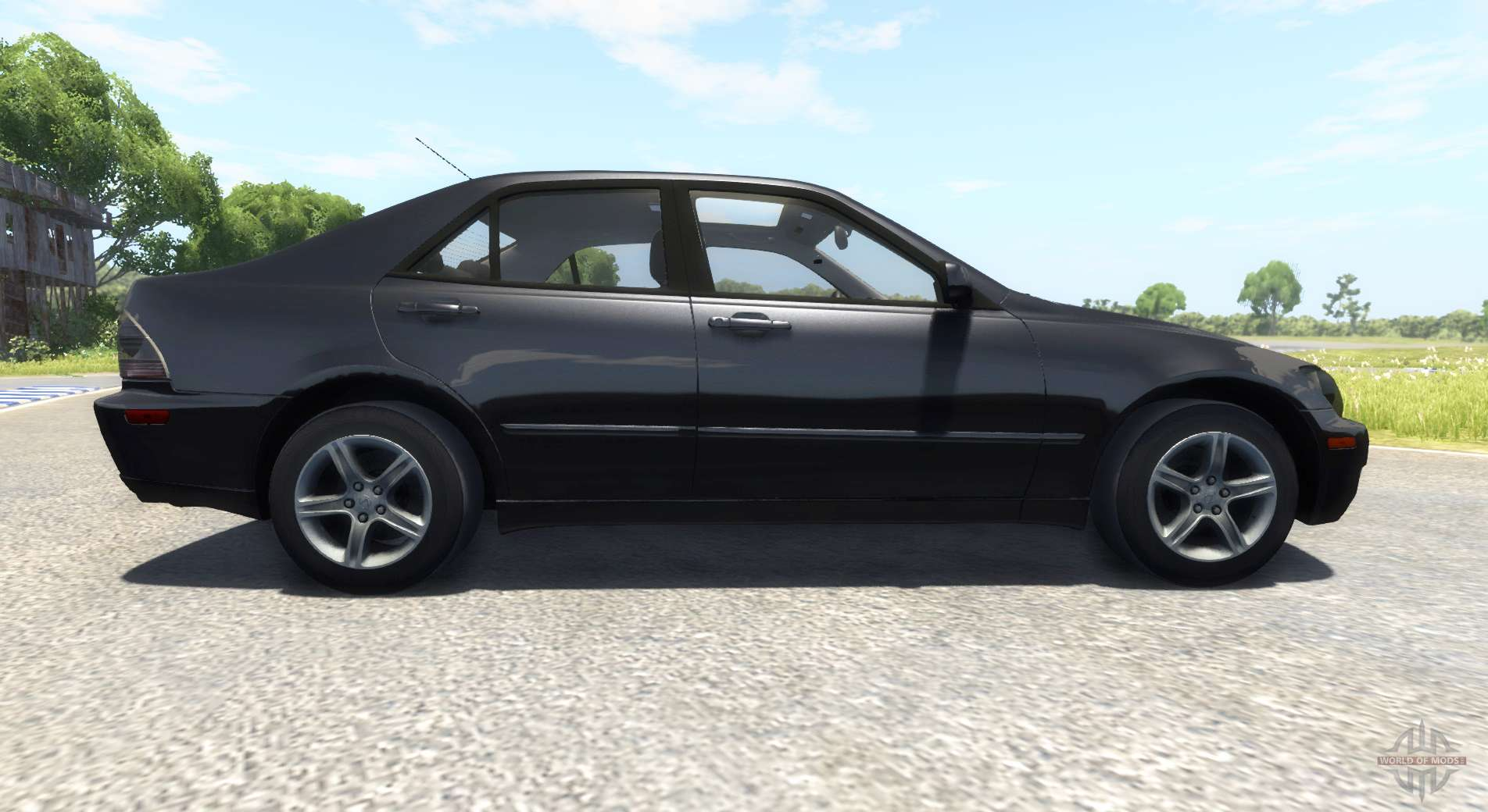 IS300 for BeamNG Drive