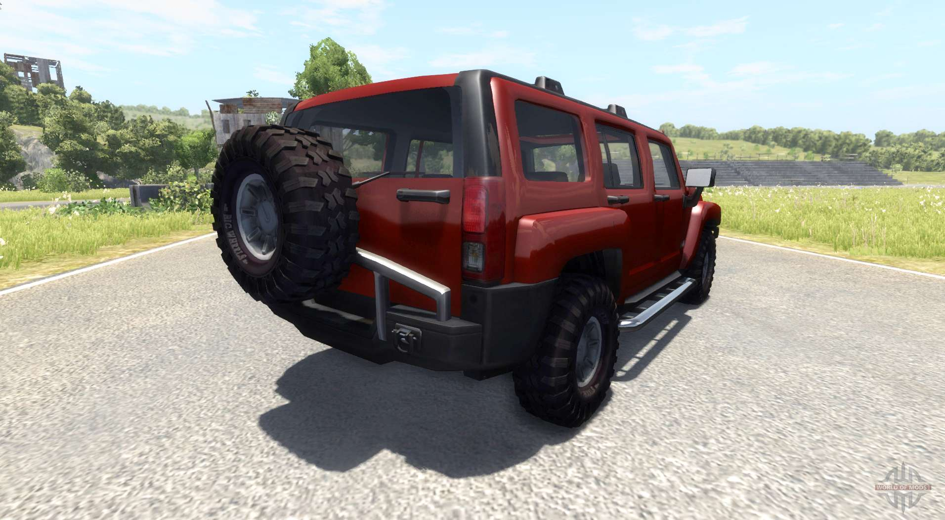 H3 for BeamNG Drive