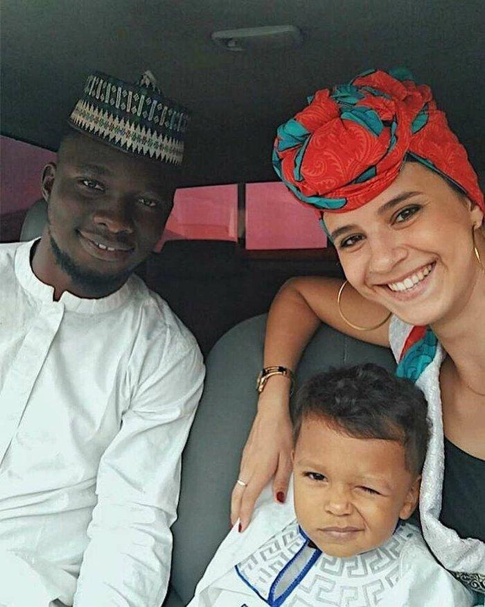 Из Ижевска — в Нигерию: Как сложилась судьба россиянки, переехавшей к мужу в Африку Ижевск, Нигерия, Африка, Длиннопост