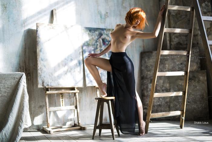 Марта Громова Фотография, Девушки, Эротика, Длиннопост, Марта Громова