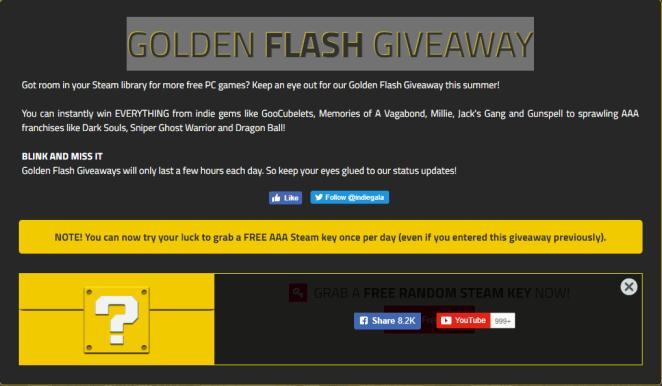 Картинки по запросу GOLDEN FLASH GIVEAWAY