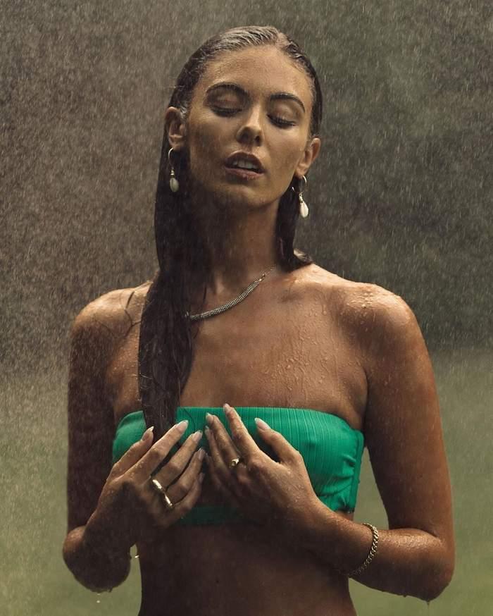 Carmella Rose Красивая девушка, Модели, Длиннопост, Купальник
