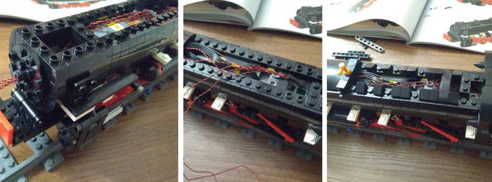 Lokomotiv - गंभीर डिजाइनर लेगो, एनालॉग, लोकोमोटिव, लोकोमोटिव, रेलवे, डिजाइनर, शौक, शौक, रेडियो नियंत्रित मॉडल, खिलौने, क्यूब्स, वीडियो, लंबे