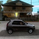 Fiat Palio 1 8 R For Gta San Andreas