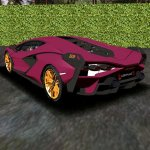 2020 Lamborghini Sian Fkp 37 For Gta San Andreas