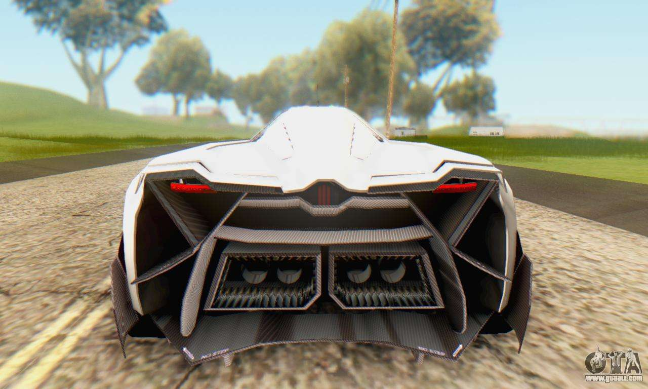 Lamborghini Game Egoista
