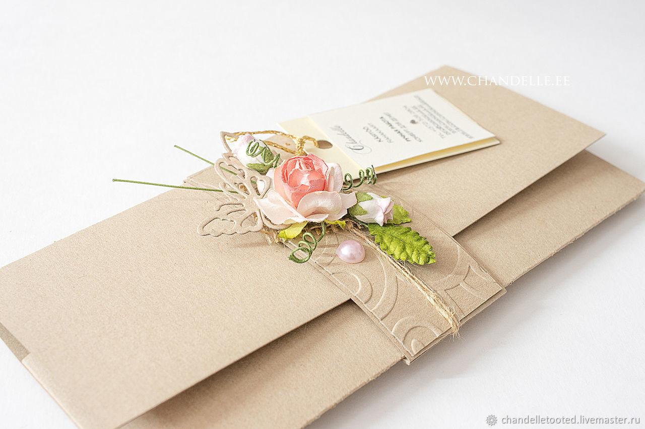 Handmade Envelope, Wedding Envelope, Birthday Envelope