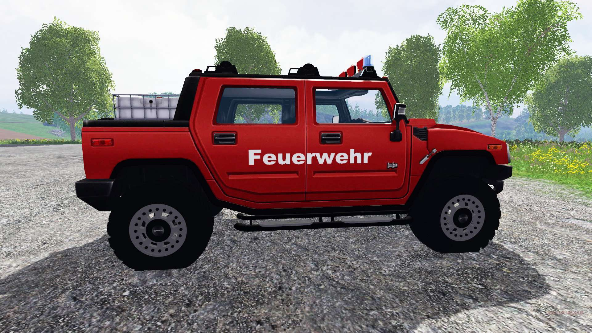 H2 [firefighters] for Farming Simulator 2015