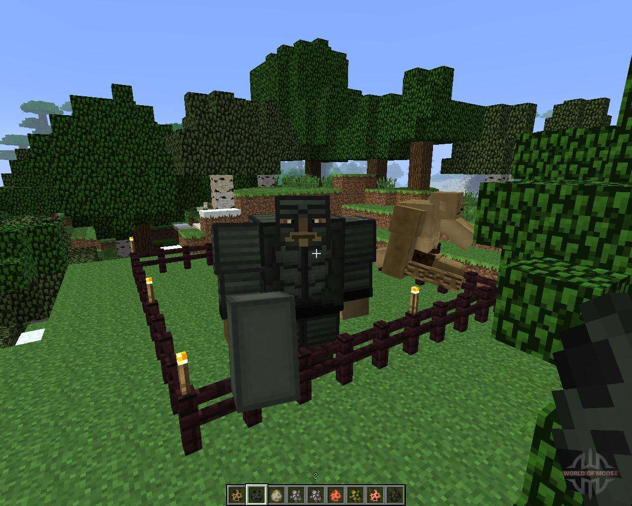 Mod Minecraft Lord Rings 1 2 7