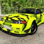 Nissan Skyline Gt R R32 Rocket Bunny Para Beamng Drive