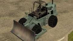 Код на Dozer из GTA San Andreas