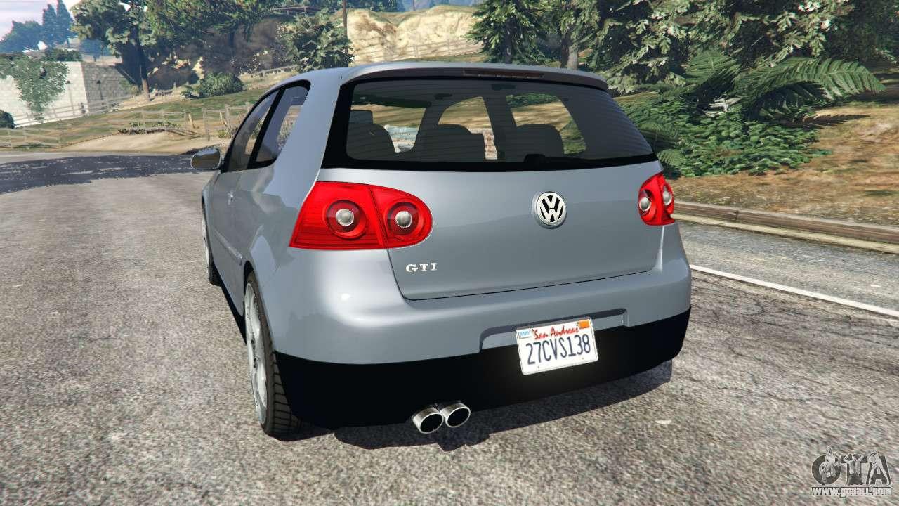 2015 Volkswagen Golf Gti Custom