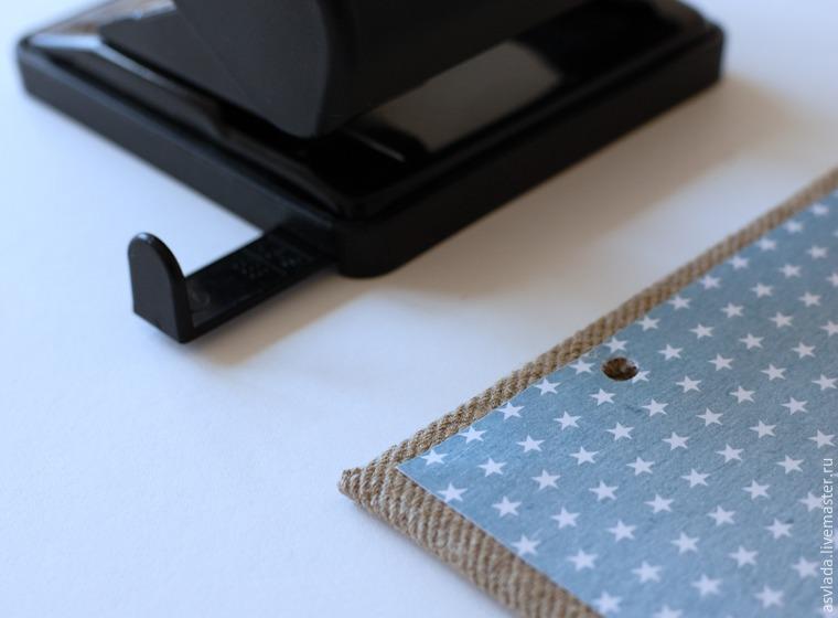 دستورالعمل های دقیق برای ساخت یک دفتر خاطرات ساده برای نوشتن ایده ها، عکس № 20