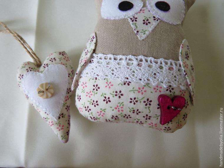 Ompele Naughty Owl haaralla, kuva № 39