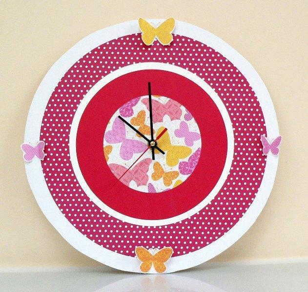 Siirrytään eteenpäin! Tai täsmälleen 50 DIY-kelloideota! osa 1, valokuva numero 26